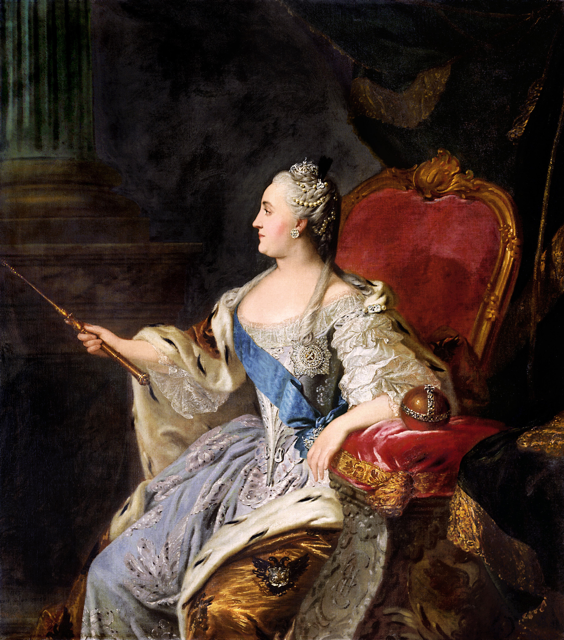 Catherine the Great, Beer Lover