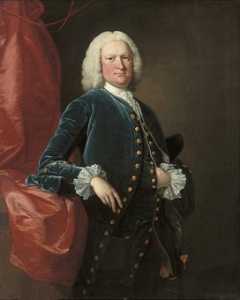 Portrait of Ralph Thrale by Thomas Hudson